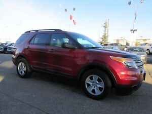 2013 Ford Explorer Base-LOW KM'S, 7 SEATER, 4X4 & FLEX FUEL