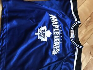 CHILDS MAPLE LEAFS JERSEY