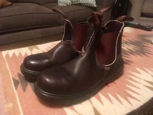 Blundstones (CSA Approved Steel Toe)