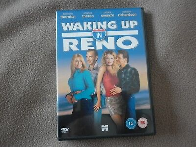 WAKING UP IN RENO Billy Bob Thornton Charlize Theron Patrick Swayze N Richardson for sale  Shipping to South Africa