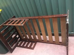 FREE TODDLER BED Five Dock Canada Bay Area Preview
