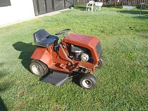 "RIDE ON MOWER COX  ORION UPDATED 11.5 HP 30""CUT HEEL & TOE Dalby Dalby Area Preview"