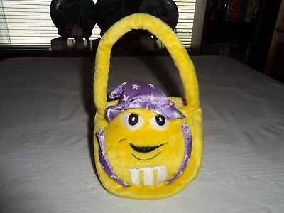 M & M's 2003 Galerie Halloween Trick Or Treat Pail](Halloween M&m Treats)