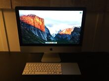 Apple iMac 21 inch (Late 2012) Price Dropped for Quick Sale New Farm Brisbane North East Preview