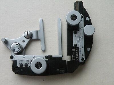 Lomo Pol Stage Ct-11 Polarizing Microscope Leitz