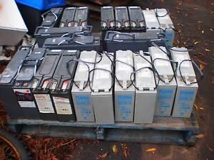 solar battery banks,solar storage batteries,12,24,48v110,95amp Capalaba Brisbane South East Preview