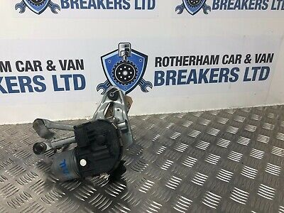 PEUGEOT 3008  (2010) -   OS (DRIVER) FRONT WIPER MOTOR AND LINKAGE 3397021289