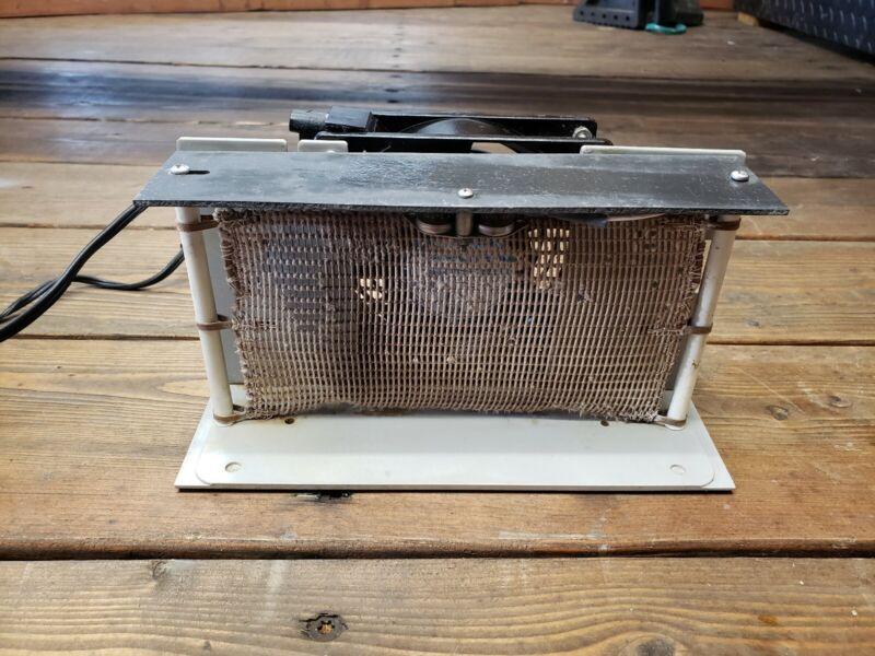 Dent-x Dental Film Processor Dryer Fan Assembly, Used