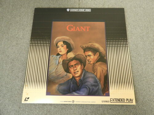 Giant - Laser Disc - JAPAN LD 2disc