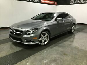CLS-Class CLS 550-AWD-TOIT-TRES PROPRE