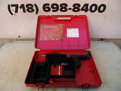 Hilti Dx36m 62m Powder Actuated Nail Stud Gun Tool Works Great  10