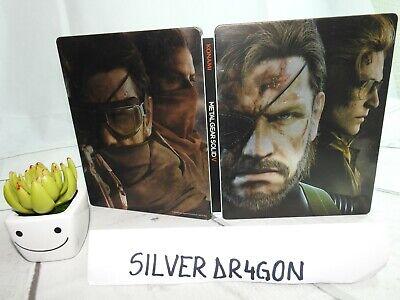 Metal Gears Solid 5 V G2 Steelbook Steelcase No game Collectors Edition...