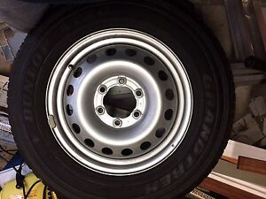 HiLux SR wheels and tyres. Macquarie Park Ryde Area Preview