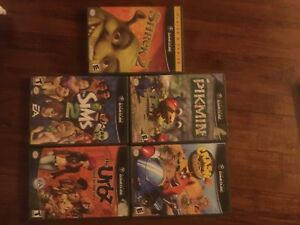 Nintendo Game Cube games. 10$ each or 30$ for all