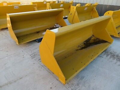 New Cat 89 Bucket 414 416 420 430 De Loader Backhoe Tractor 251-1789 Iowa