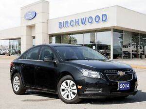 2014 Chevrolet Cruze 1LT Remote Entry | 1.4L 6-Speed