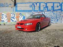 2001 Holden Commodore VU SS Ute Geelong Geelong City Preview