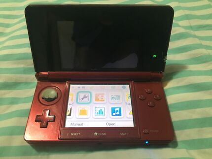 nintendo 3ds case 4 games other video games consoles rh gumtree com au Nintendo Repair Shop Nintendo Repair Shop