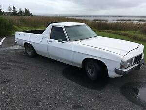 **EV LOVERS** 1983 Electric Converted Holden Kingswood WB Ute Goolwa Beach Alexandrina Area Preview