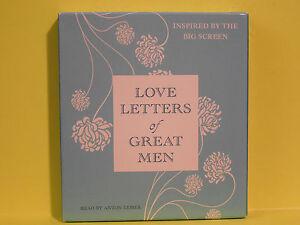 Love Letters Of Great Men 2008 CD Unabridged
