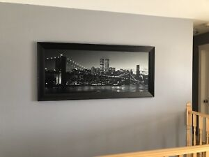 Large Skyline Picture