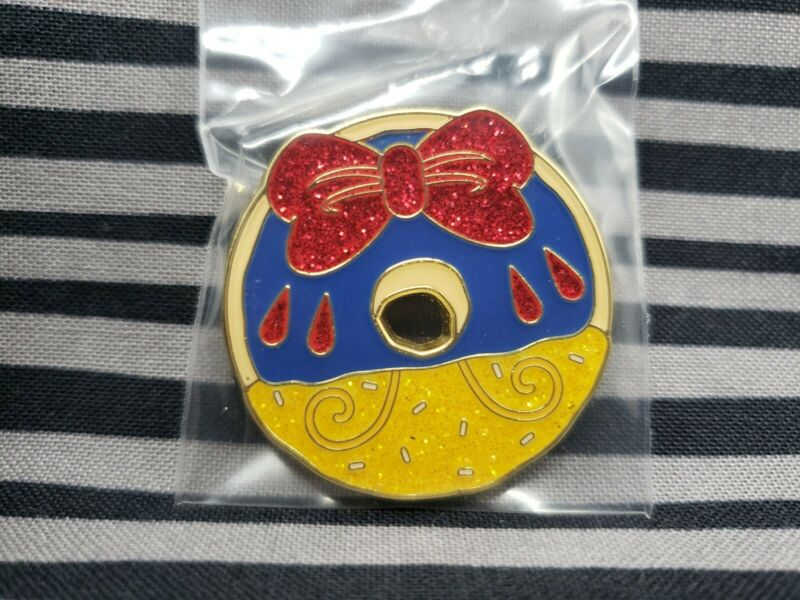 Loungefly Disney Princess Donuts Blind Box Enamel Pin - Snow White