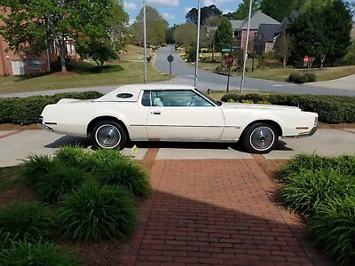 1972 Lincoln Mark Series Fully Loaded Lincoln Mark IV