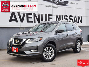 2017 Nissan Rogue ***ONLY 3000KMS***SV***AWD***PRICED TO SELL***