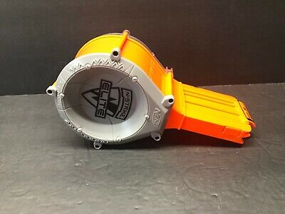 NERF N Strike Elite 25 Max Round Ammo Drum Magazine Replacement Foam Dart Clip