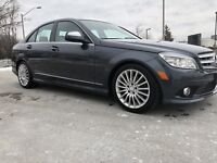 MERCEDES C230 ONLY 50K KMS NO ACCIDENT