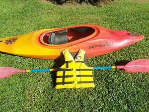 white water kayak. Gordonvale Cairns City Preview