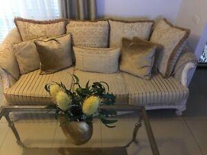 3 Piece Lounge Set St Johns Park Fairfield Area Preview