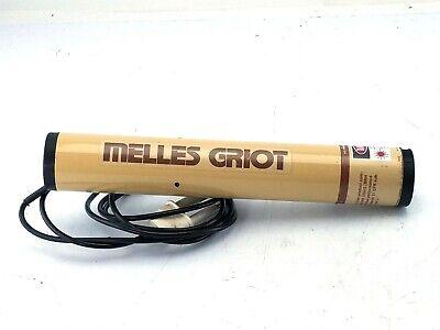 Melles Griot 05-lhr-111 Laser 1 Mw Hene