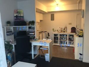 McGill ghetto furnished 3 1/2 sublet/ lease transfer, dec 1