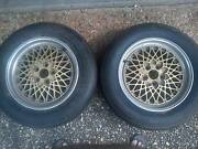 BBS E50 Racing Wheels 16 x 7 Group C Group A Touring Car 5 x 108 Carseldine Brisbane North East Preview