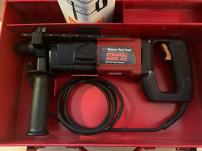 Sds Plus Rotary Hammer Drill Used