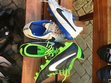 Football Boots X 2 pairs size US mens 11.5 Royston Park Norwood Area Preview