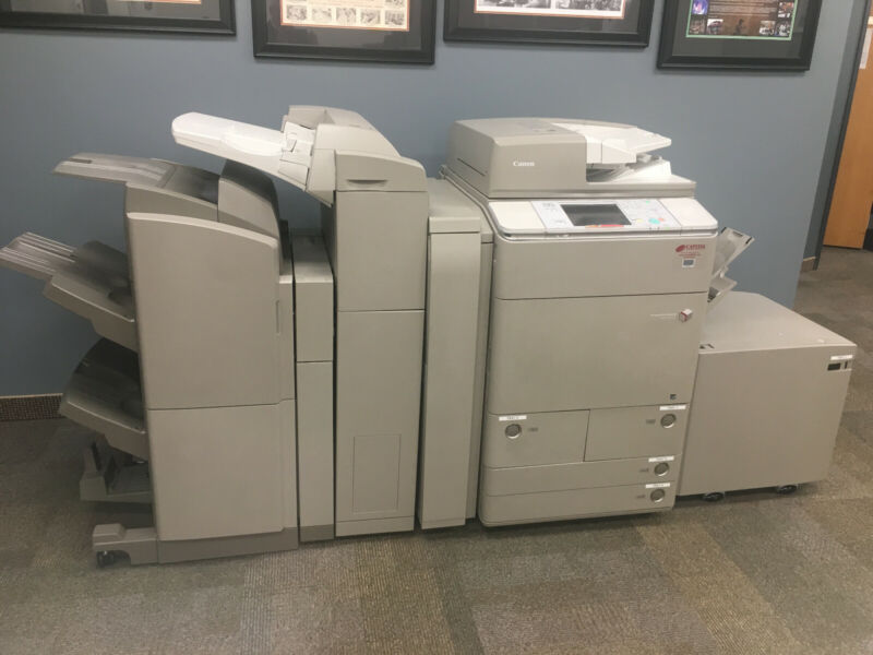 Canon imageRUNNERADVANCE C7270 Color MF Copier/Printer/Scanner/Fax w/Finisher