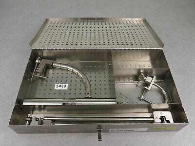 Codman 50-1514 Neuro Greenberg Retractor Surgical Orthopedic Instrument Set