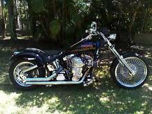 Supercharged fully custom Harley Davidson 2016 chopper Burpengary Caboolture Area Preview