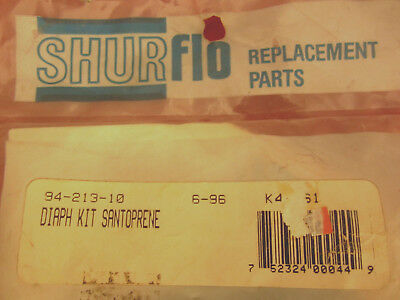 Shurflo pump Diahpram  Replacement Parts Kit # (Shurflo Replacement Parts)