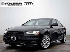 2015 Audi A4 2.0T Komfort, New Brakes, No Accidents