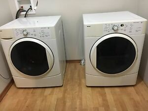 Kenmore he2 washer and dryer