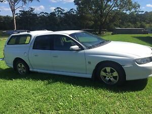 2004 holden crewman Wyee Lake Macquarie Area Preview
