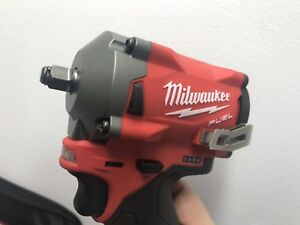 Milwaukee Stubby impact wrench