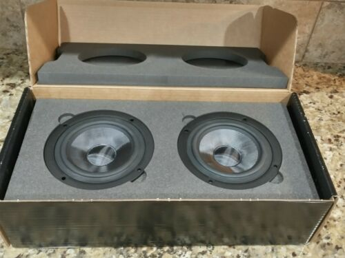 Scanspeak Limited Edition 15W/4524T02 midwoofers