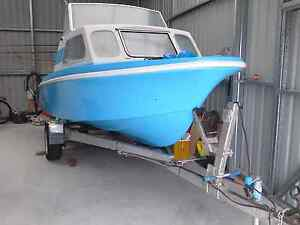 Boat for sale (price reduced) Beaumaris Break ODay Area Preview