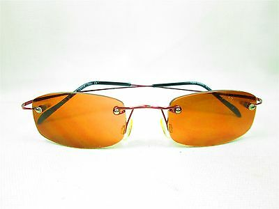 TC6 Ital Look Optical Italy Too Cool 47/19 140 Designer Eyeglass Frames Glasses