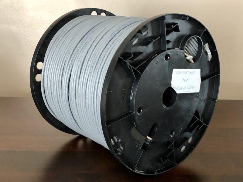 Belden 10GX53F (23/4P) 625MHz, Shielded, Plenum-CMP, F/UTP, CAT6A Cable, 940 ft