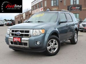 2011 Ford Escape Limited V6 4WD